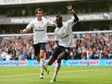 Gareth Bale, Emmanuel Adebayor
