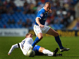 Kenny Miller and Michael Johnson