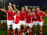 Wales victory
