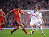 Stewart Downing and Mark Gower