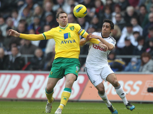 Grant Holt and Neil Taylor