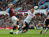 James Collins and Brede Hangeland