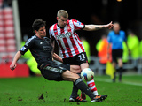 Martin Kelly and James McClean