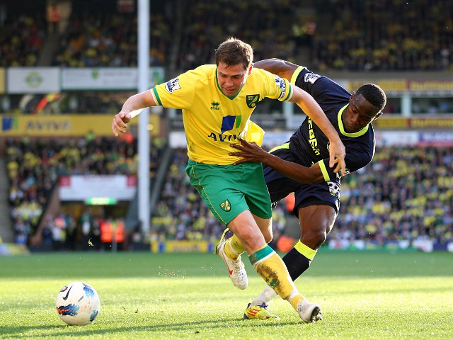 Grant Holt and Maynor Figueroa