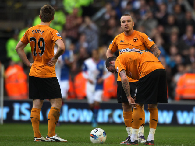 Wolves players