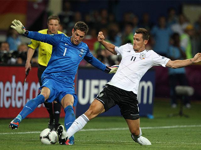 Miroslav Klose, Maarten Stekelenburg