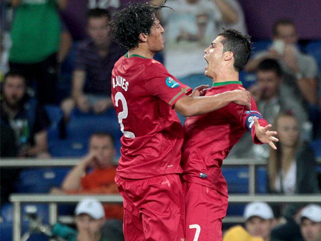 Cristiano Ronaldo, Bruno Alves