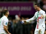 Miguel Veloso, Cristiano Ronaldo