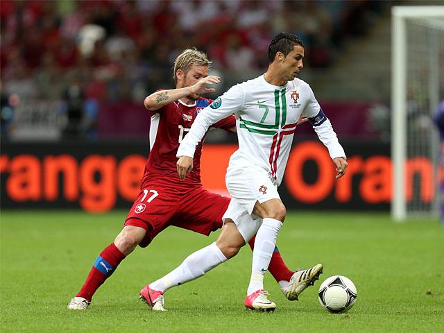 Cristiano Ronaldo, Tomas Hubschman