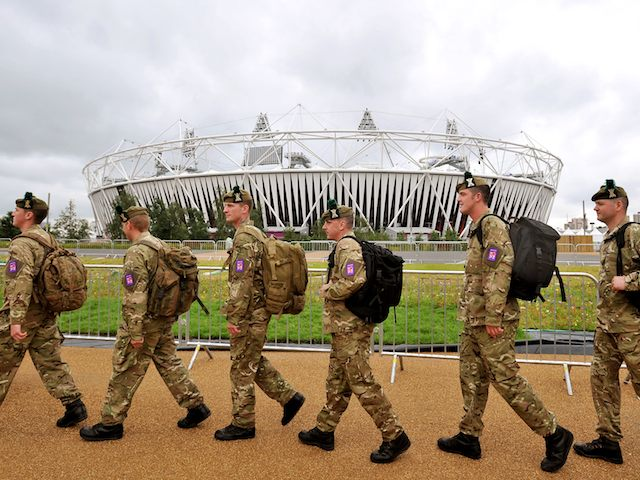 Security at the Games