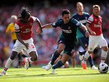 Kieran Richardson, Gervinho