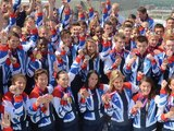 Team GB group shot