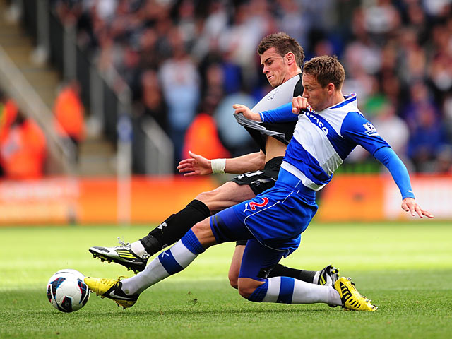 Gareth Bale, Chris Gunter
