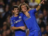 Oscar and David Luiz