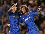 Emboaba Oscar, David Luiz