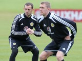 Steven Fletcher and Darren Fletcher, aka 'The Fletchers'