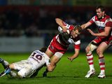 Billy Twelvetrees for Gloucester