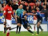 Tomasz Cywka celebrates scoring for Barnsley