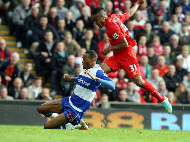 Raheem Sterling for Liverpool