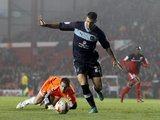 Charlie Austin scores for Burnley