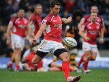 Gavin Henson in action for London Welsh
