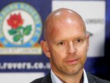 Henning Berg is unveiled as the new Blackburn manager