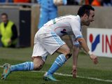 Mathieu Valbuena scores for Marseille