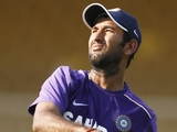 India's Cheteshwar Pujara on November 13, 2012