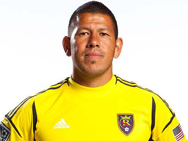 Nick Rimando on March 6, 2012