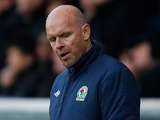 Blackburn Rovers manager Henning Berg on the touchline during the match against Burnley on December 2, 2012