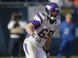 Minnesota Vikings' Jared Allen on November 25, 2012