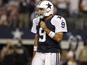 Dallas Cowboys' Tony Romo on November 22, 2012