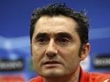 Ernesto Valverde on November 22, 2011