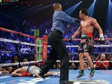 Juan Manuel Marquez knocks out Manny Pacquiao on December 9, 2012