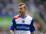 Reading's Danny Guthrie on August 18, 2012