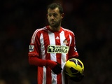 Sunderland's Steven Fletcher after scoring against Reading on December 11, 2012
