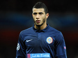 Montpellier's Younes Belhanda on November 21, 2012