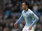 City's Karim Rekik in action against Reading on December 22, 2012