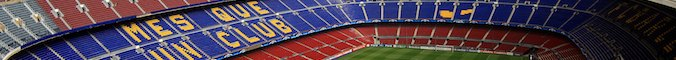 General view of Camp Nou