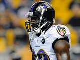 Baltimore Ravens' Ed Reed on December 18, 2012