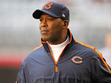 Chicago Bears head coach Lovie Smith on December 23, 2012