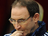 Sunderland manager Martin O'Neill on the touchline on December 29, 2012