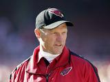 Arizona Cardinals head coach Ken Whisenhunt before a match on December 30, 2012
