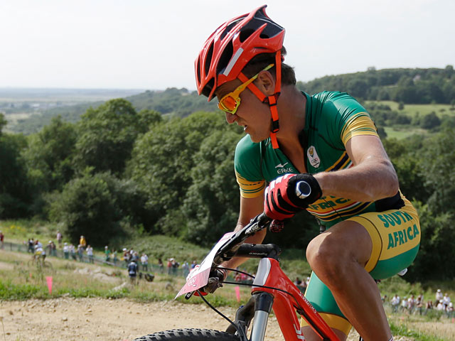 Burry Stander on August 12, 2012
