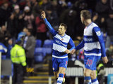 Adam Le Fondre celebrates after scoring his second goal to equalise against West Brom on January 12, 2013
