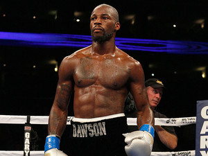 Chad Dawson on September 8, 2012