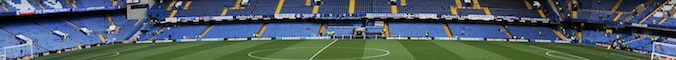 General view of Stamford Bridge