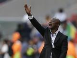 Ghana boss Kwesi Appiah on the touchline against Mali on January 24, 2013