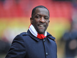 Charlton Athletic's manager Chris Powell during his side's game with Nottingham Forest on February 23, 2013
