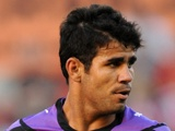 Athletico striker Diego Costa, when playing for Real Valladolid on August 7, 2009